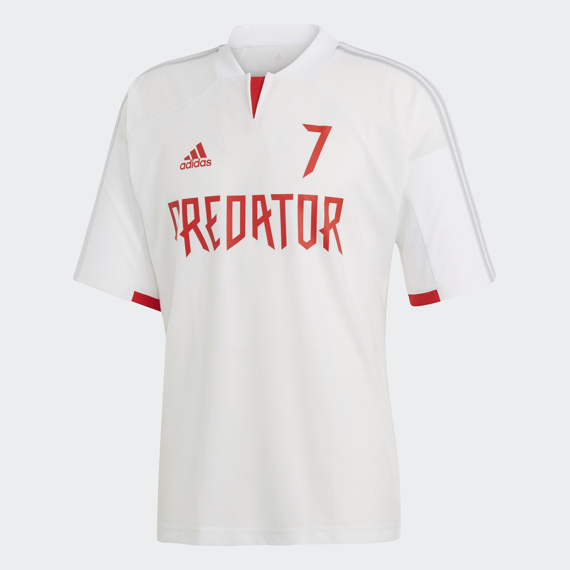 Predator David Beckham Men's Jersey - White/Clear Grey