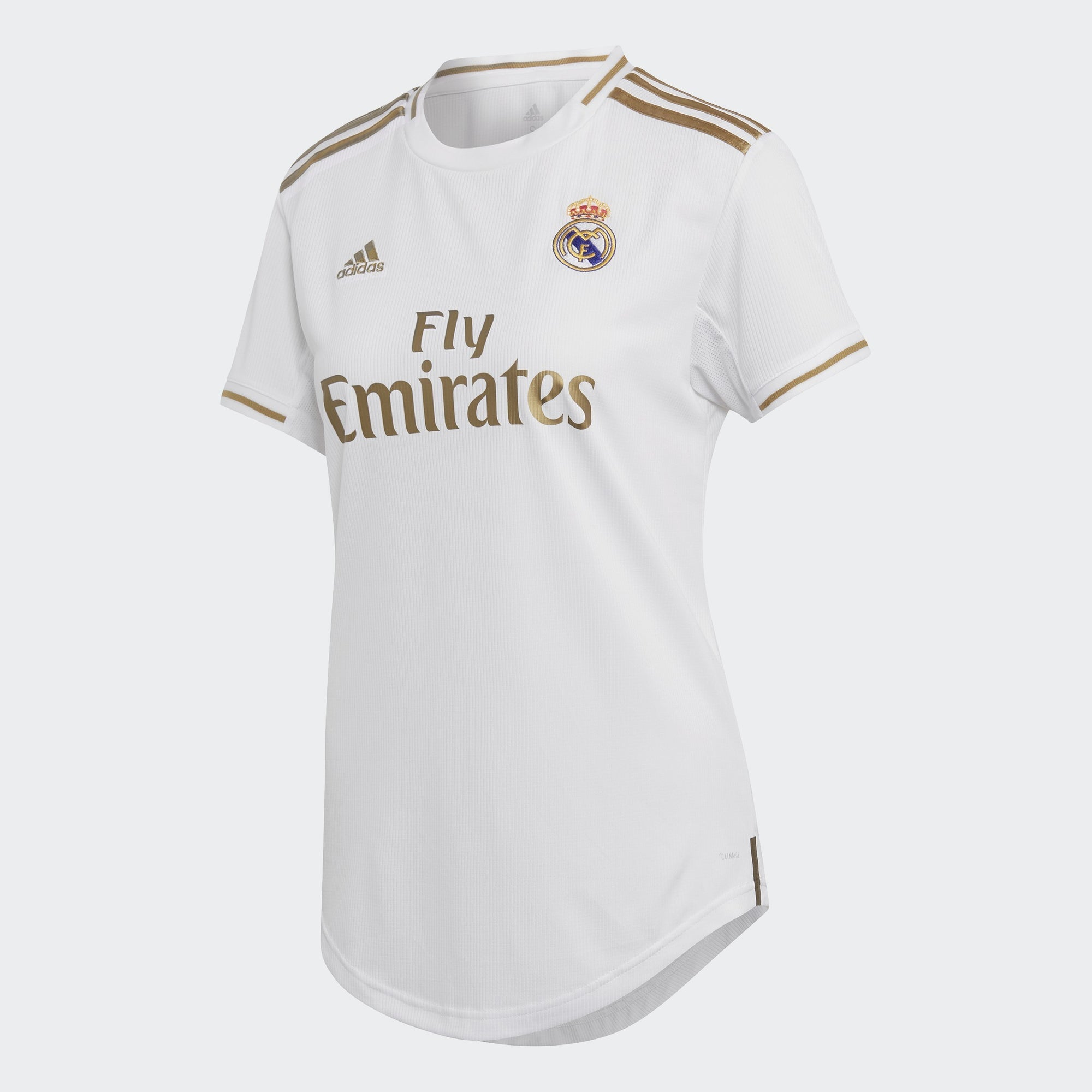 Women's Real Madrid 19/20 Home Jersey - White