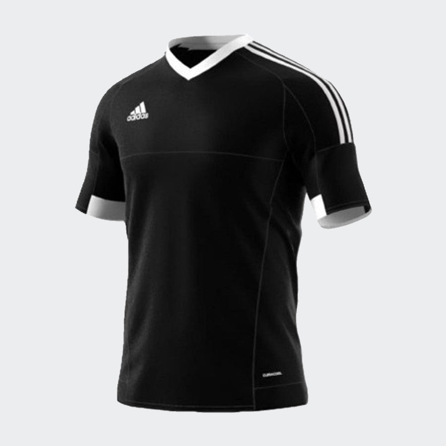 Kid's Tiro 15 Jersey - Black