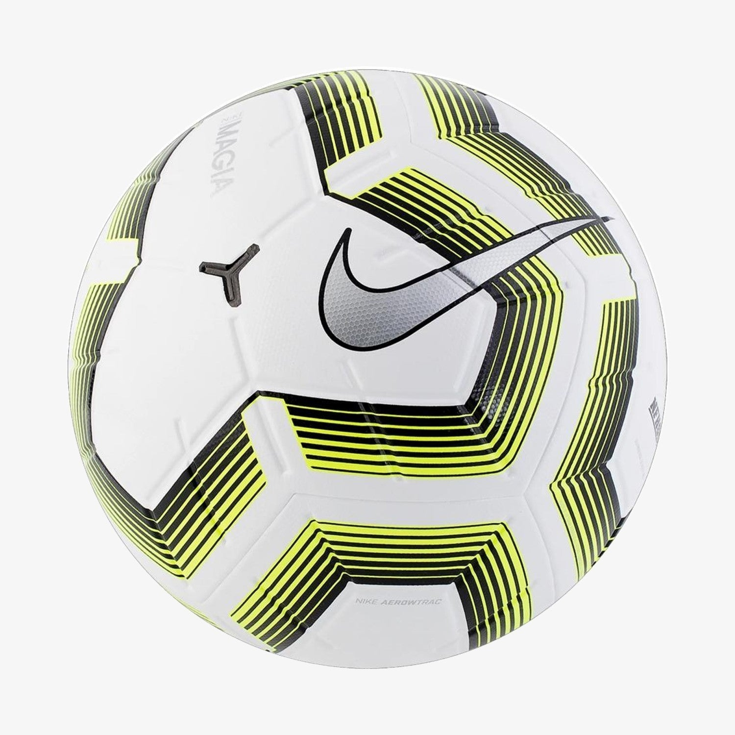 Magia II Team NFHS Soccer Ball - White/Black/Volt