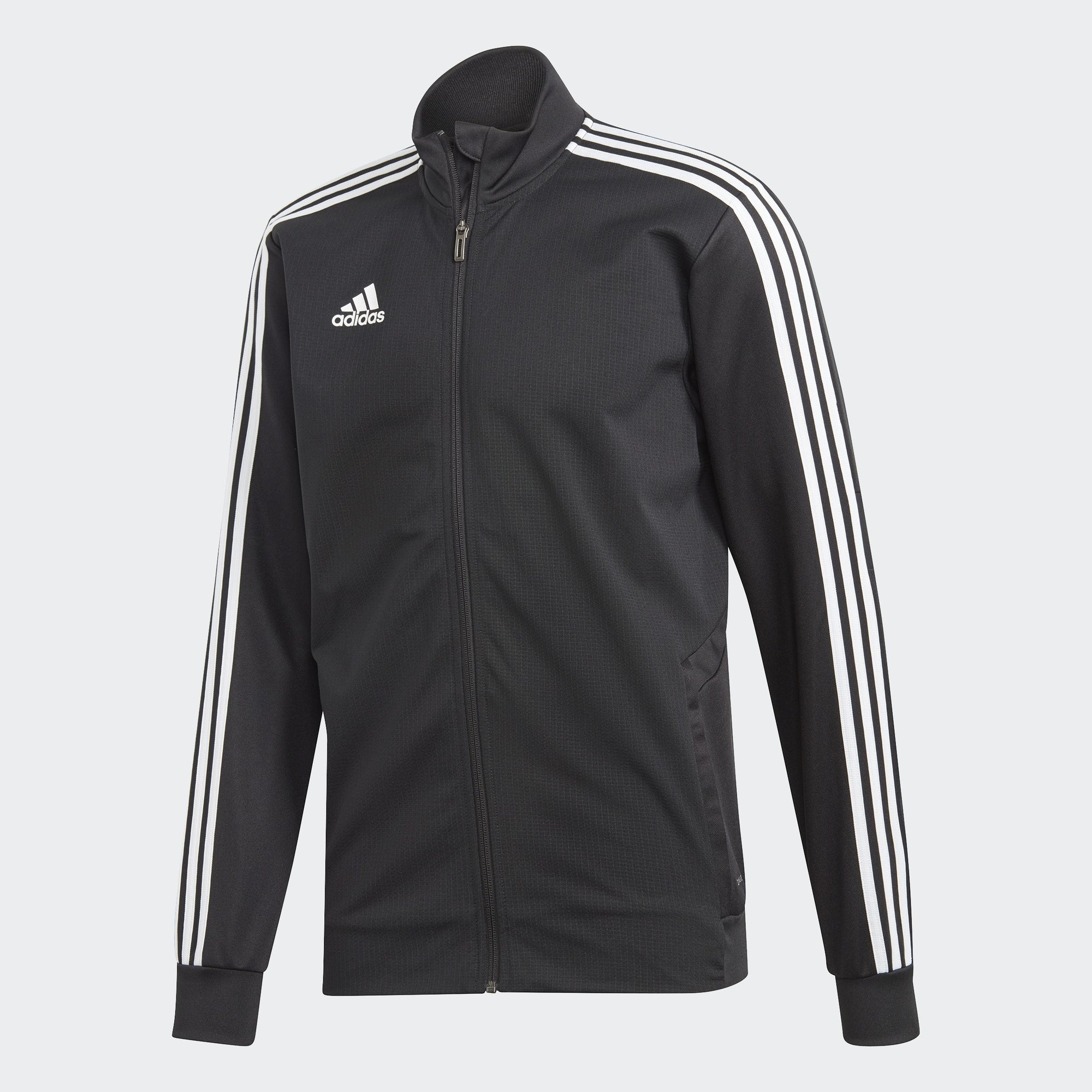 Men's Tiro 19 Training Jacket - Black/White