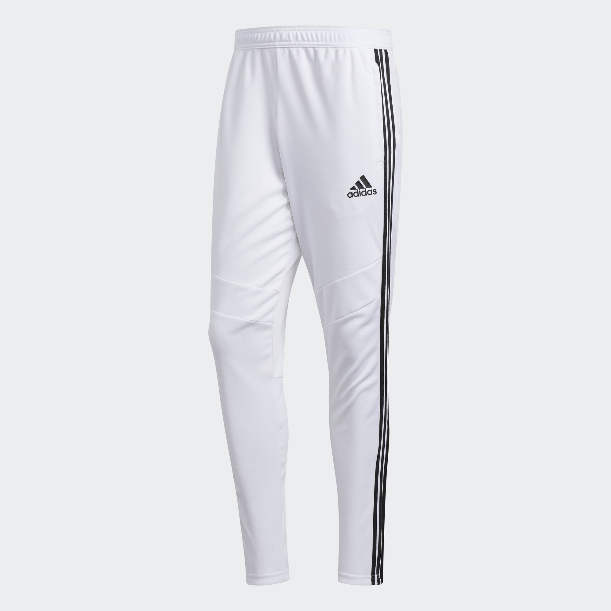 Men's Tiro 19 Training Pants - White/Black
