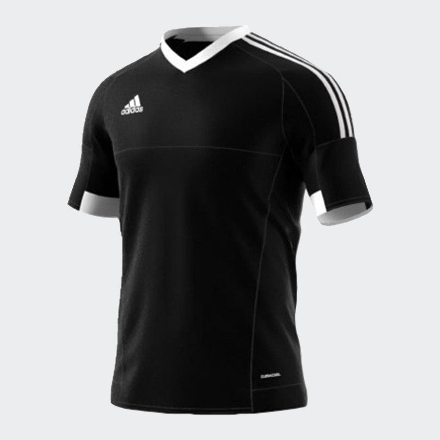 Men's Tiro 15 Jersey - Black/White