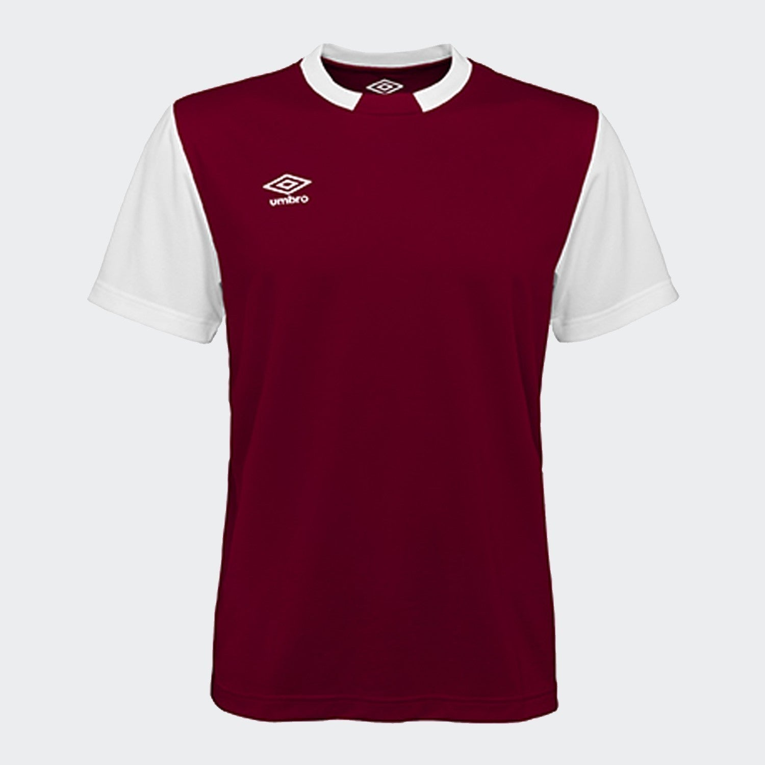 Men's Block Jersey - Burgundy