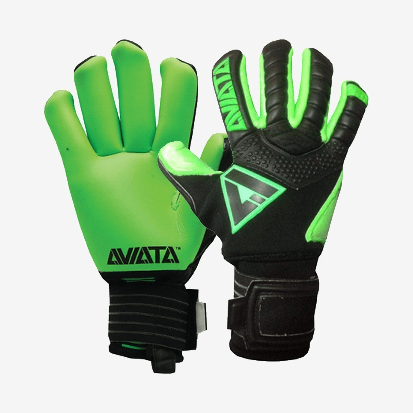 Stretta Special Yeti Edition Negative Cut GK Glove - Green/Black