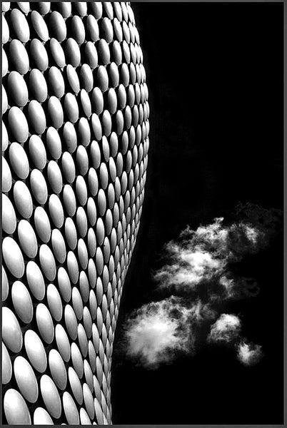 Bull Ring and Cloud, Birmingham