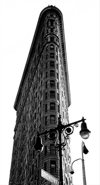 Flat Iron Building, New York