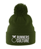 Pom Pom Beanie Runners Culture