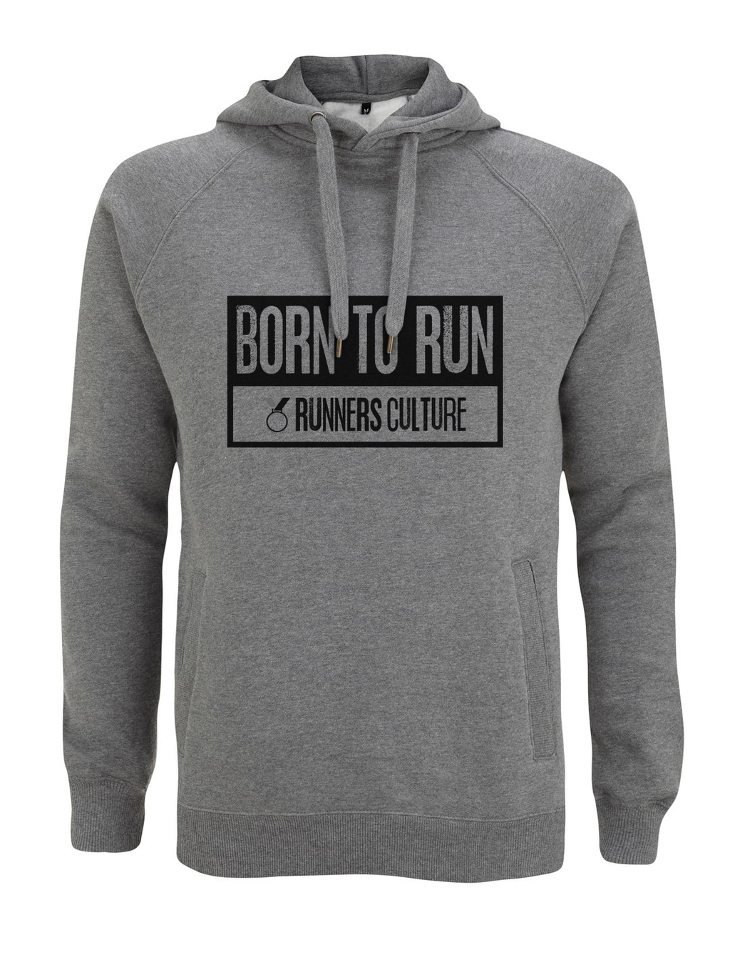 Born To Run Unisex Hoodie