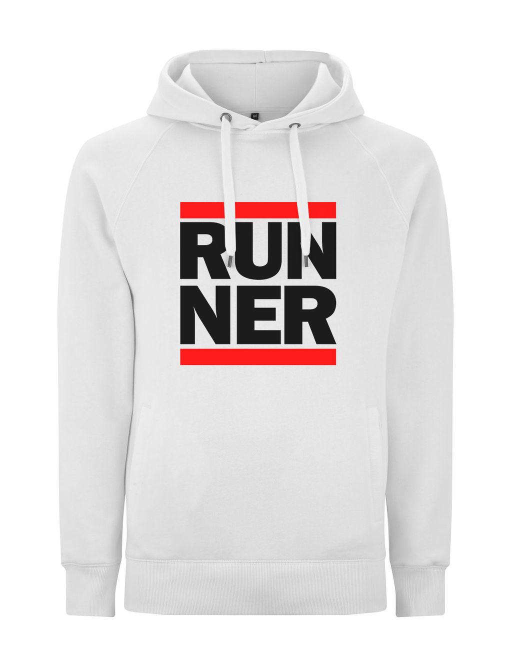 Run This Way Unisex Hoodie