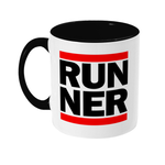Run This Way Mug