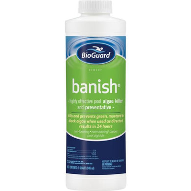 BioGuard Banish (1 Quart)
