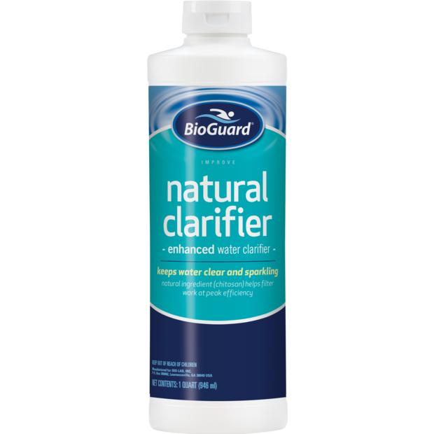 BioGuard Natural Clarifier (1 Quart)