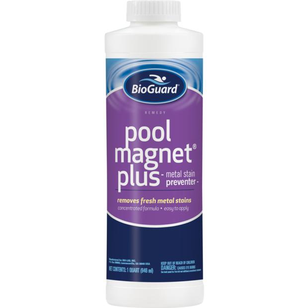 BioGuard Pool Magnet Plus (1 Quart 946 ml)