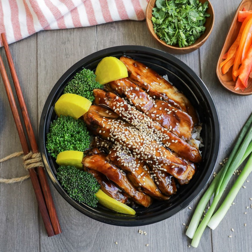 Chicken Teriyaki Bowl (single serving)