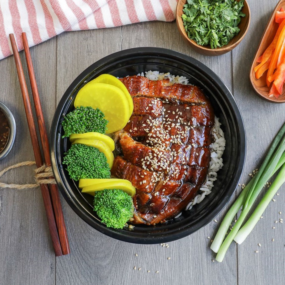 Unagi Bowl Meal Kit (single serving)