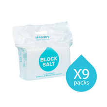 Load image into Gallery viewer, Harvey Block Salt - 9 packs