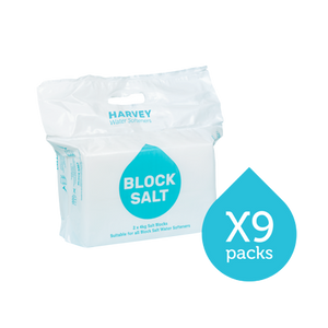 Harvey Block Salt - 9 packs