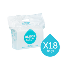 Load image into Gallery viewer, Harvey Block Salt - 18 packs