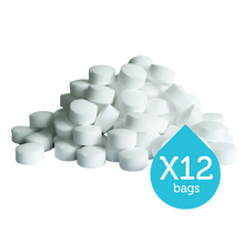 Load image into Gallery viewer, Harvey water softener tablet salt x 12 bags