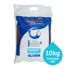 Load image into Gallery viewer, Harvey granular softener salt - 6 x 10kg bag