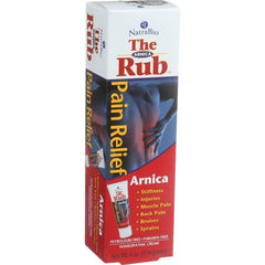 Natra-Bio The Arnica Rub - 4 oz