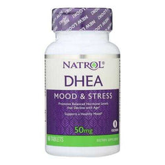 Natrol DHEA - 50 mg - 60 Tablets