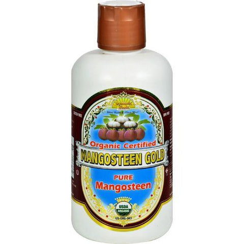 Dynamic Health Organic Certifiied Mangosteen Gold - 32 fl oz