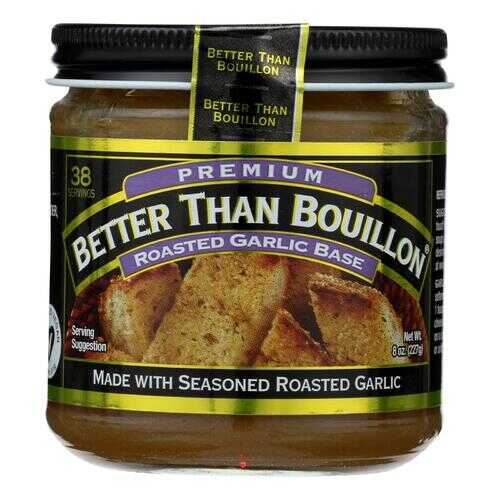 Better Than Bouillon - Roasted Garlic Base - Case of 6-8 oz.