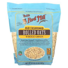 Bob's Red Mill - Old Fashioned Rolled Oats - Case of 4-32 oz.