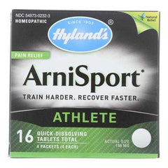 Hylands Homeopathic - Arnisport Tablets - 16 TAB