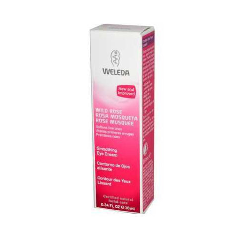 Weleda Wild Rose Soothing Eye Cream (1x.34 Oz)