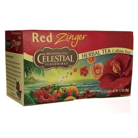 Celestial Seasonings Red Zinger Tea (6x20BAG )