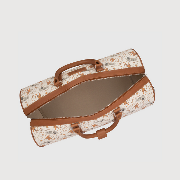 ATTICUS TRAVEL PROGRAM BOMBER JACKET