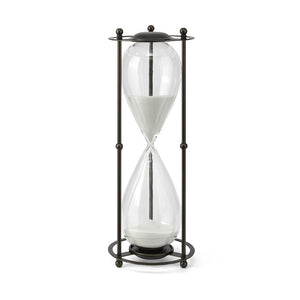 LINCOLN METAL HOURGLASS
