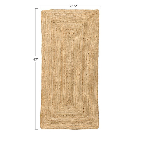 NATURAL SEAGRASS RUG RUNNER
