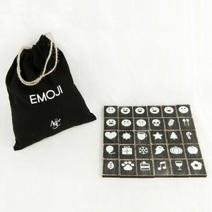 BLACK BAG OF EMOJIS