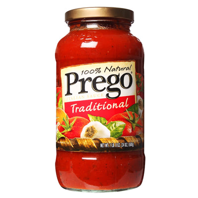 Prego 100% Natural Traditional Italian Sauce