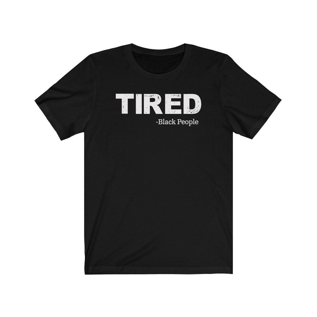 Tired Tee - Operation Noir