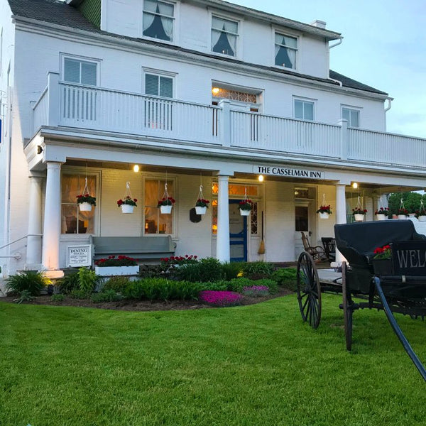 Welcome to The Casselman Inn and Restaurant