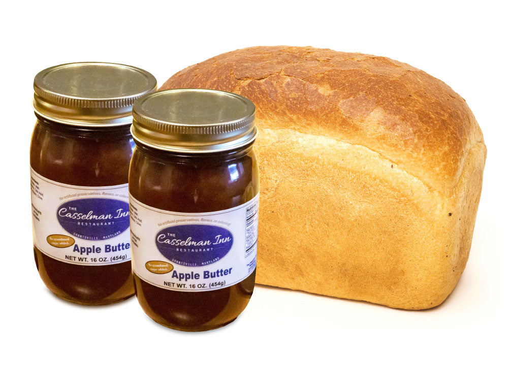 Bread & Apple Butter Package