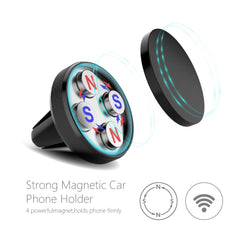 Glyde Magnetic Phone Holder