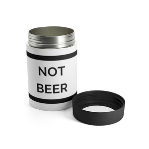 """not beer"" SFW drink cooler"