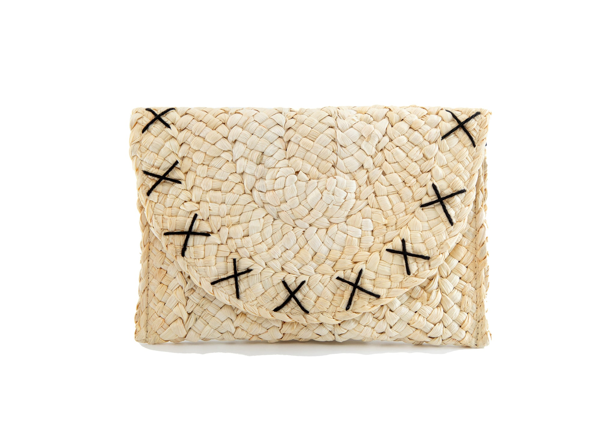 capri clutch - x - black