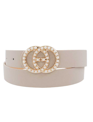 Pearl Accent Belt 3599