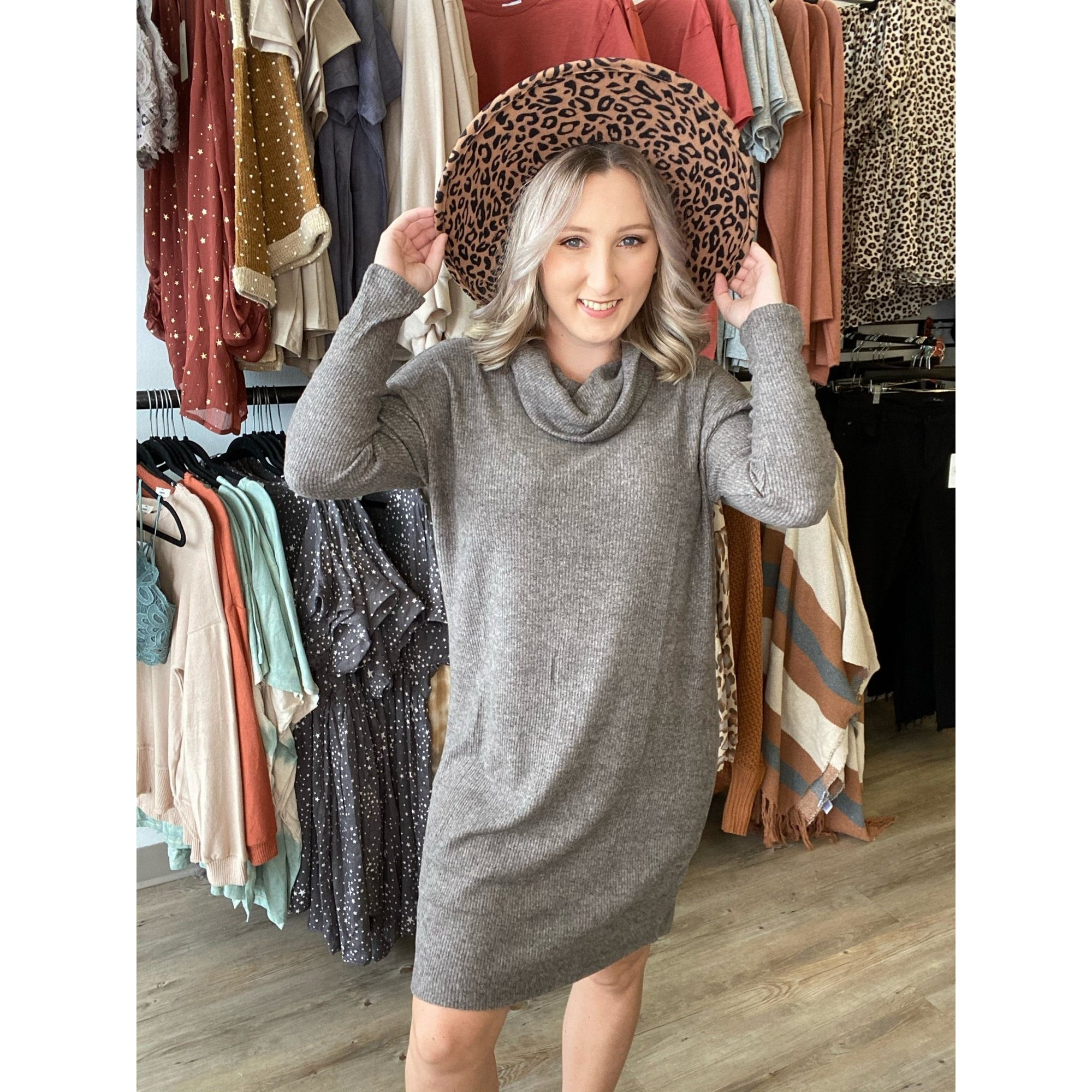 All the Feels Sweater Dress 94358