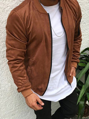 Three-color Vintage Jacket