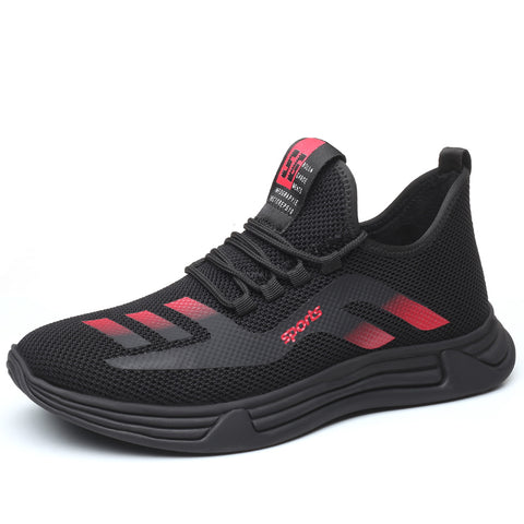 Men Breathable Light Weight Mesh Sport Casual Running Shoes