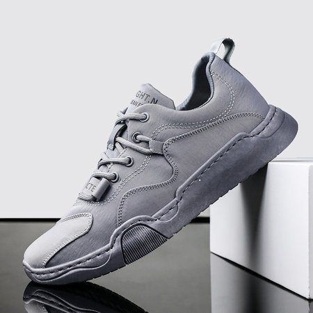 Men Waterproof Cloth Sneakers