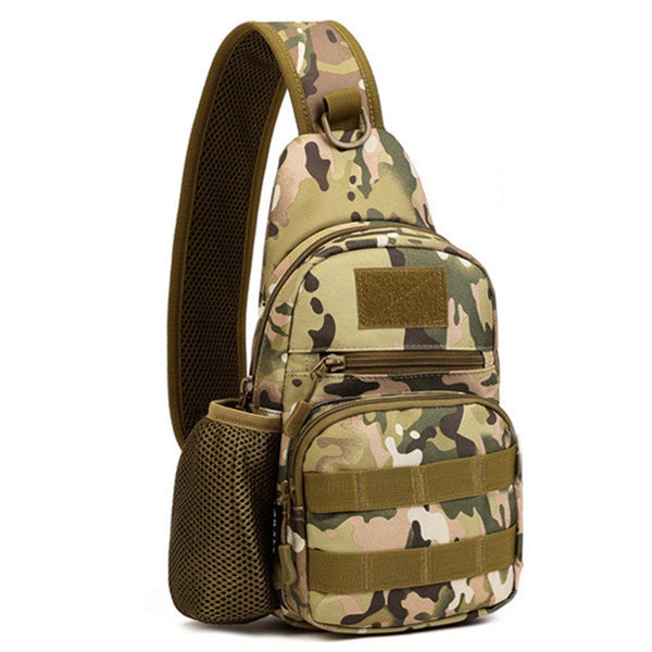 Outdoor Canvas Mini Shoulder Bag